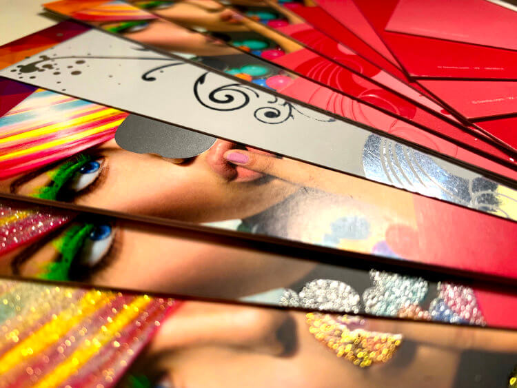 special finishes print paper